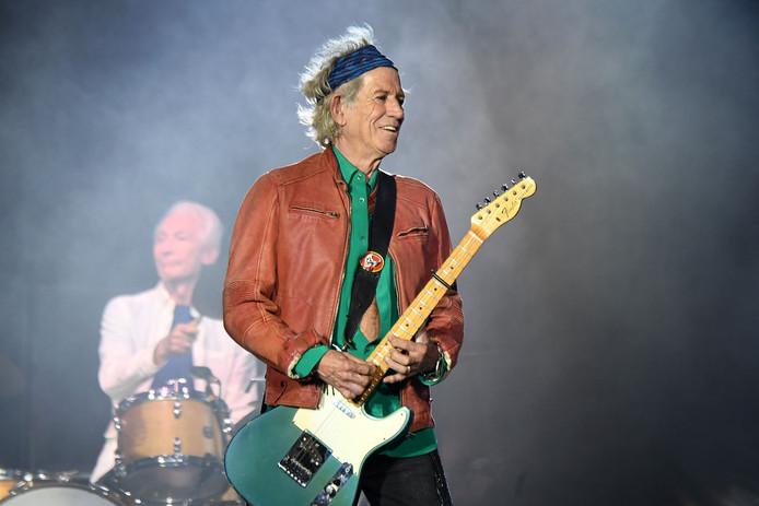 Keith Richards.