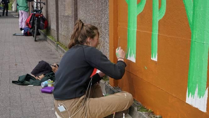 Arendonkse kunstenaars pimpen het dorp