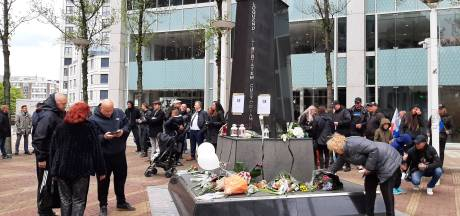 Pim Fortuyn herdacht in centrum Rotterdam: 'Dat wij hier nog altijd staan, geeft hoop'