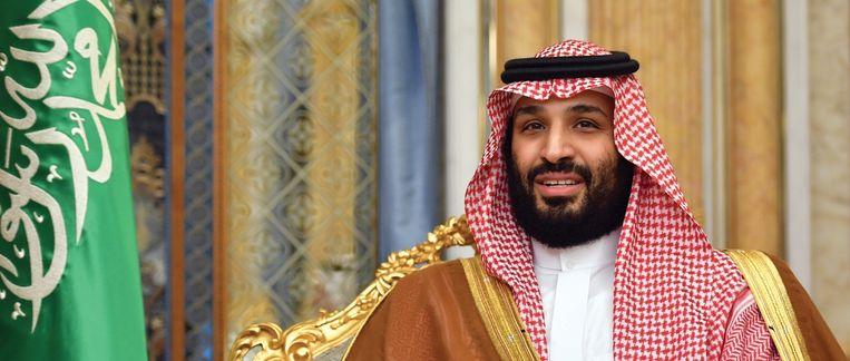 Mohammed bin Salman Beeld