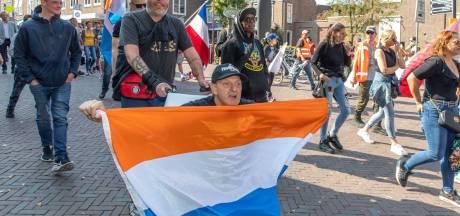 Middelburgs coronaprotest had bedenkelijke ondertoon
