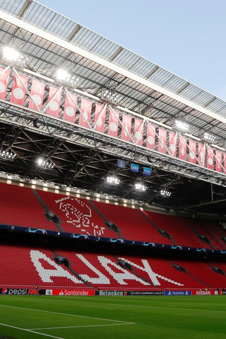 Amsterdam confirmée comme ville-hôte de l'Euro