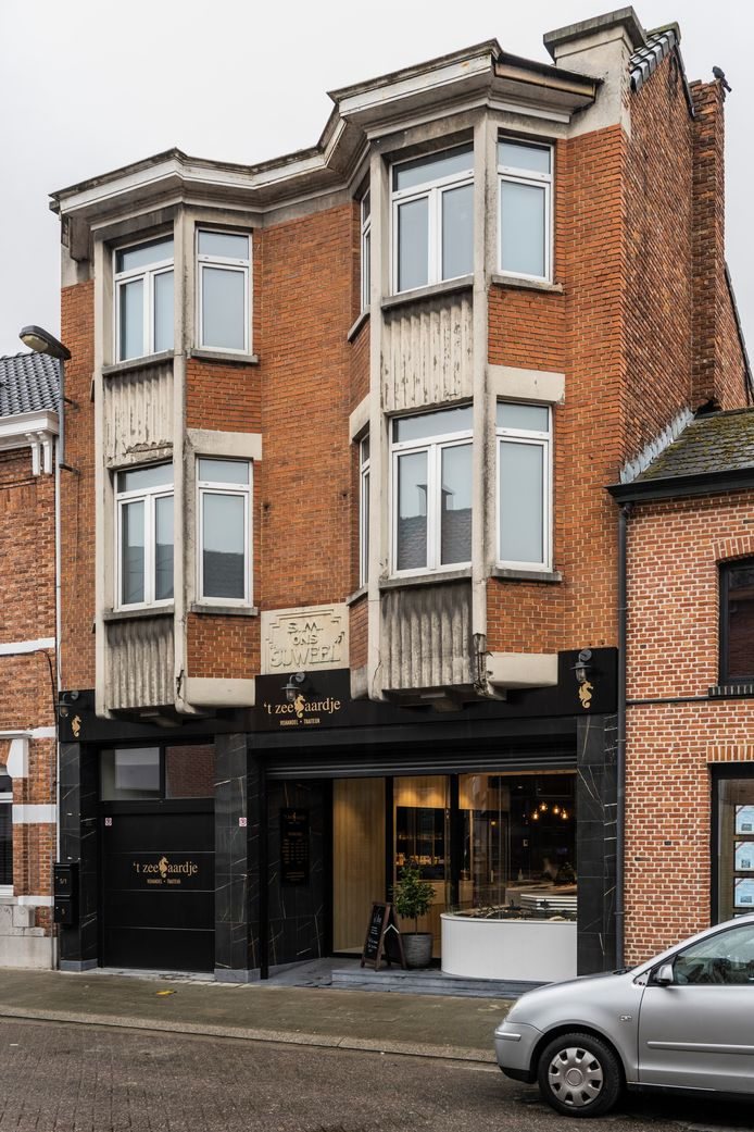 't Zeepaardje huist in het voormalige pand van café Ons Juweel.