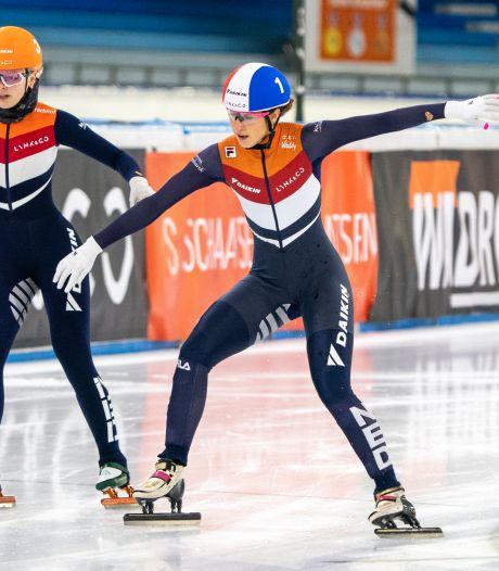 Schulting prolongeert Nederlandse titel in stijl