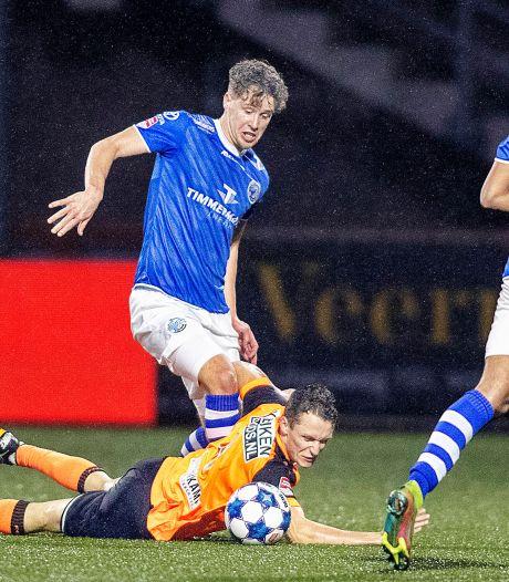FC Den Bosch-verdediger Frank Sturing opgeroepen voor Canadese olympische selectie
