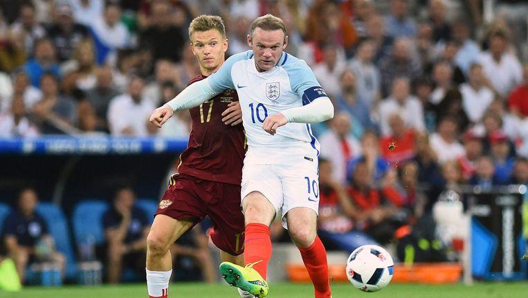 Wayne Rooney. Beeld photo_news