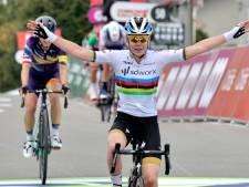 La Néerlandaise Anna van der Breggen remporte pour la 7e fois d'affilée la Flèche Wallonne
