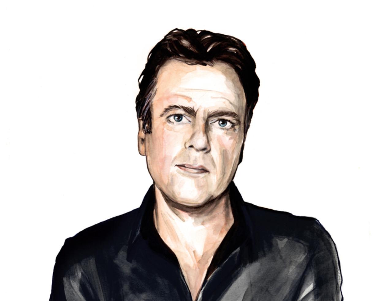 Maarten Moll. Beeld Sjoukje Bierma