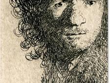 Etsen Rembrandt komend najaar in Vianen