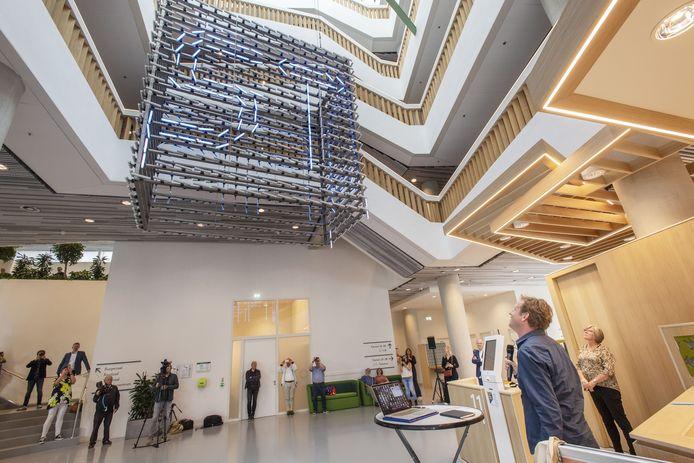 Cliënten van de Stadsbank kunnen vanaf maandag weer 'coronaproof' terecht voor een fysieke afspraak. Die vinden vooral plaats in het stadskantoor van de gemeente Hengelo.