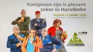 Pikant maakt plaats voor plezant: E3-banner beeldt oud-wielrenners af als 'kampioenen'