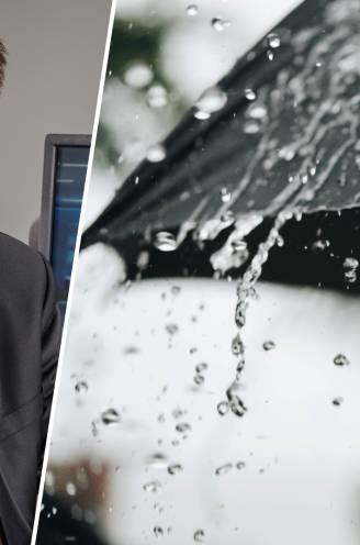 """Weerman David Dehenauw voorspelt nog minstens twee weken kwakkelweer: """"Dan rest niet veel tijd meer om toch nog wat van deze zomer te maken"""""""