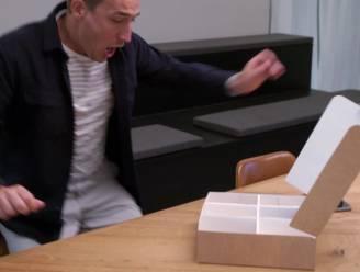 """Dina bezorgt Andy de schrik van zijn leven in 'Ze Zeggen Dat': """"Verdomme, dat vind ik echt niet tof"""""""