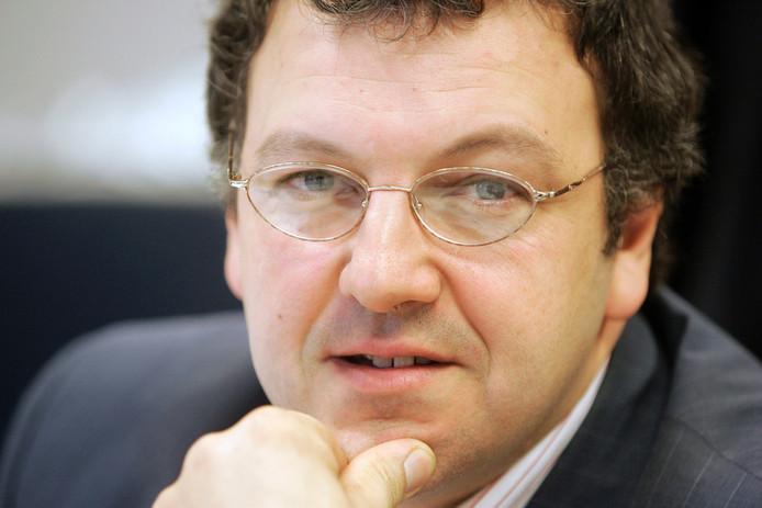 Jan van Puyvelde in 2004