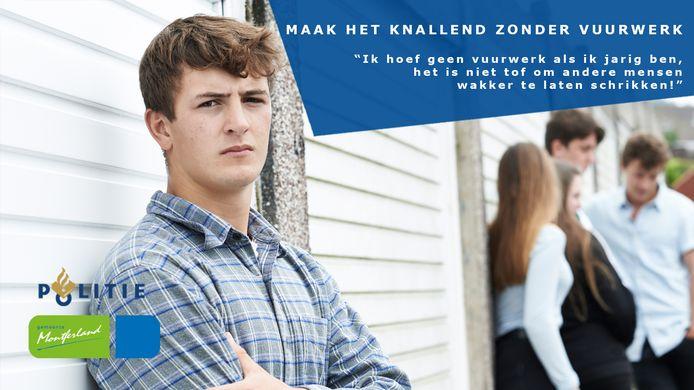 Poster tegen vuurwerk 3