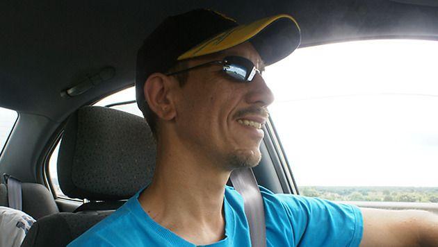 Grensrechter Richard Nieuwenhuizen