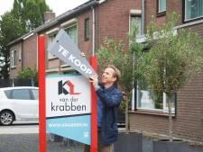 Ook in driehoek Oss-Uden-Veghel is woningmarkt momenteel 'knotsgek': 579.000 euro voor een tweekappertje