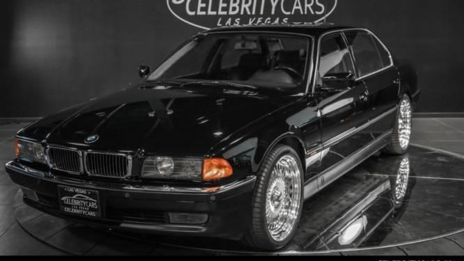 Te koop: BMW waarin Tupac zat toen hij werd vermoord (inclusief kogelgaten)