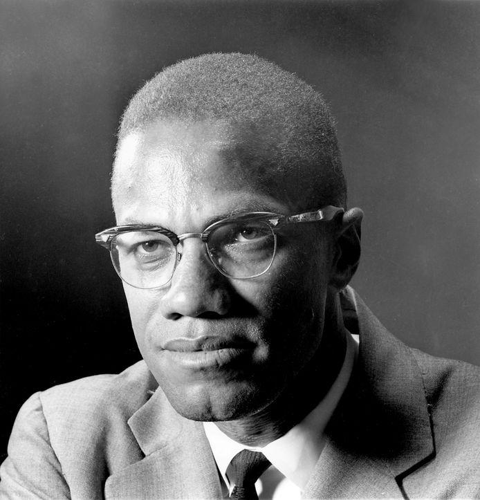 Malcolm X, en 1964