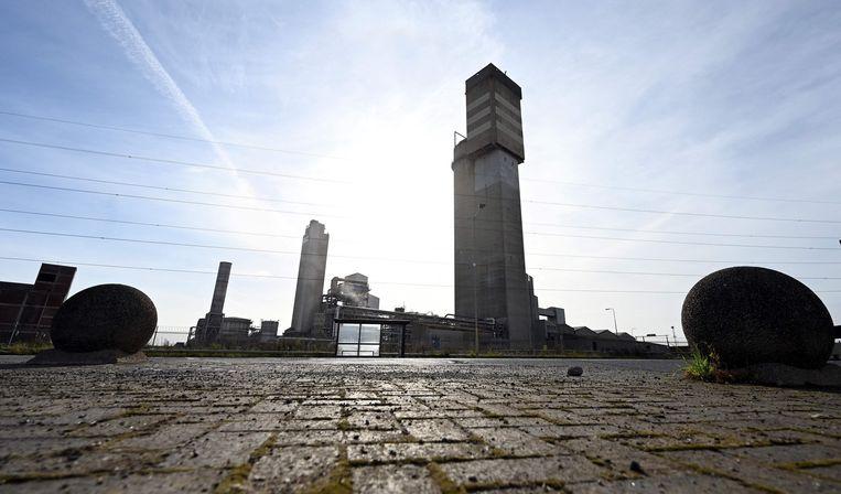 Twee kunstmestfabrieken die het grootste deel van de CO2 voor de Britten leverden, werden vorige week gesloten. Beeld AFP