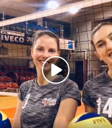 Modal Charleroi Volley et l'ASBL Bouge s'unissent en faveur des plus démunis