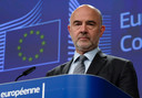 Le commissaire européen aux Affaires économiques Pierre Moscovici.