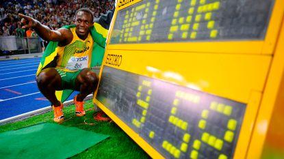 """Exact 10 jaar geleden spurtte Usain Bolt naar historisch wereldrecord: """"Tijd zal nog lang op tabellen staan"""""""