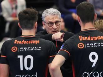 """Jan Van Huffel (Caruur Gent): """"We hebben twee knappe sets gespeeld, dat moet het zelfvertrouwen opkrikken voor de volgende opdrachten"""""""