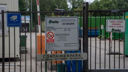 """""""Containerparken pas open als huis-aan-huis afvalinzameling gegarandeerd is"""""""