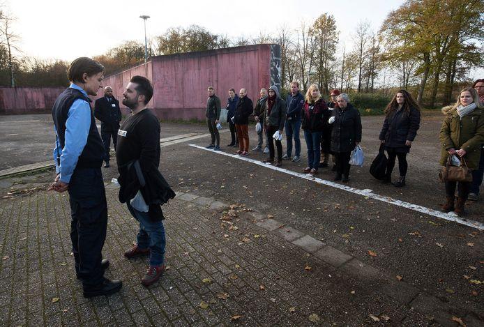 Prison Escape in de Kruisberg in Doetinchem start vrijdag weer.