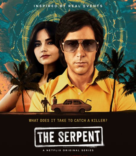 Veelgeprezen hitserie The Serpent vanaf 2 april op Netflix