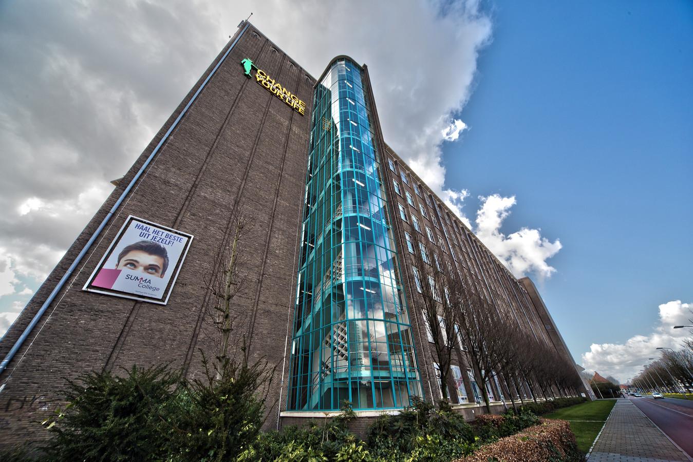Het Summa College in Eindhoven.