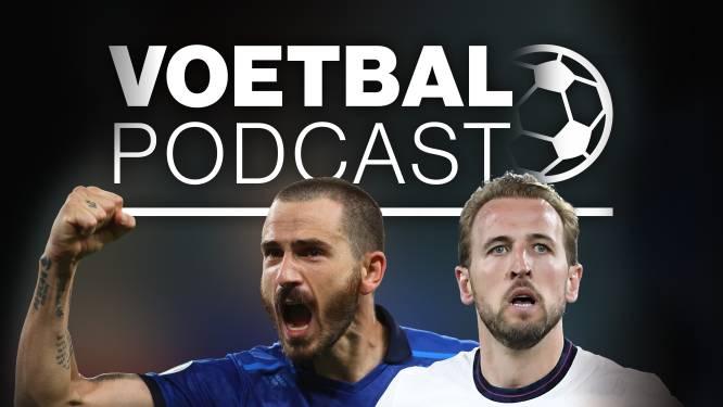 EK Podcast | 'Mancini heeft van Italië een vriendenploeg gemaakt'