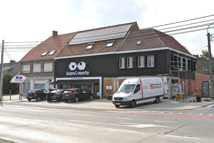 Slagerij Koen & Veerle breidt uit.