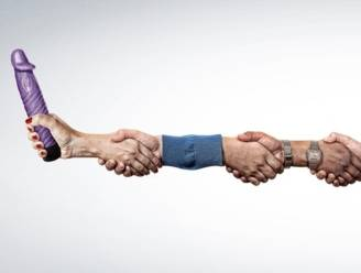 Een dildo in Dettol-reclame: het is eens iets anders