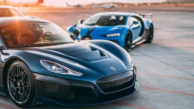 Bugatti overgenomen door relatief onbekend bedrijf uit Kroatië