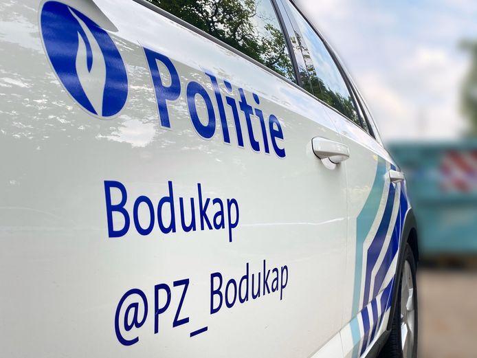 De politiezone Bodukap (Bonheiden, Duffel, Sint-Katelijne-Waver en Putte).