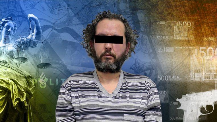 'Taghi verschanst zich enkele maanden in Schaarbeek, waar hij zich bezighoudt met de cocaïnetrafiek in de haven van Antwerpen' Beeld RV