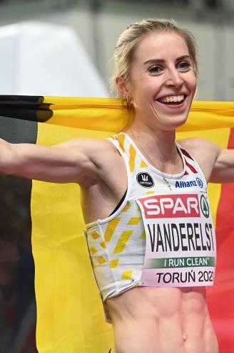 """""""Ik besef nog niet dat ik net goud won... Ik was al blij om gewoon op het EK te zijn"""": de stunt van Elise Vanderelst (23)"""