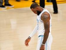 Troisième défaite de suite pour les Lakers face à Washington