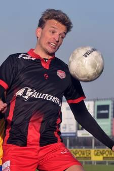Hardinxvelder Joran Schröder op weg naar twintig doelpunten