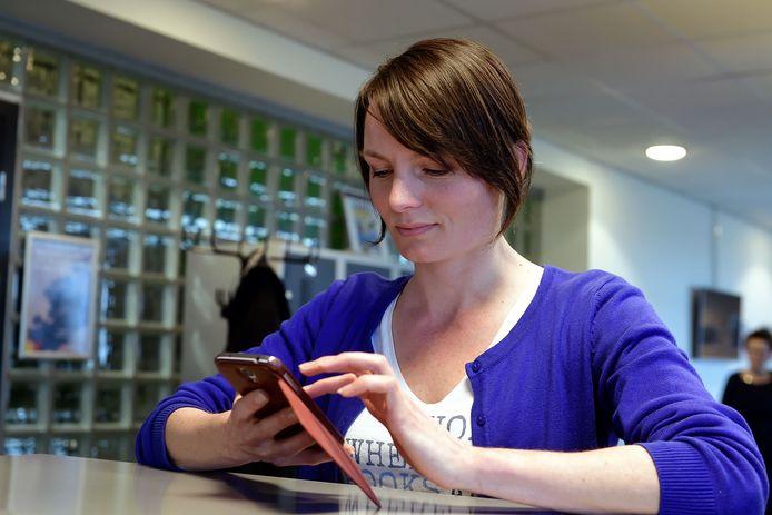 Vastenactie met verslaggeefster Nicole Froeling. Jamie Nederpel stopt 40 dagen met social media.