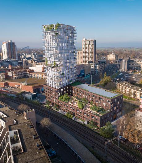 Buurtbewoners verafschuwen 70 meter hoge woontoren: 'Zoetermeer wordt als New York'