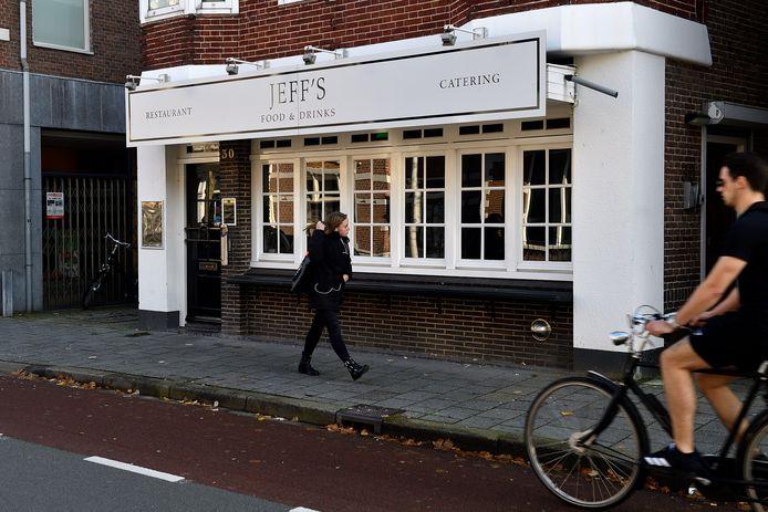 Jeff's is één van de deelnemende restaurants.