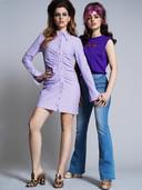De zussen Billie & Olga Leyers
