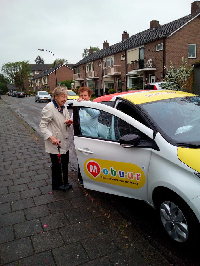 Wijk Taxi Begint Aan Te Slaan In Apeldoorn Noord Apeldoorn