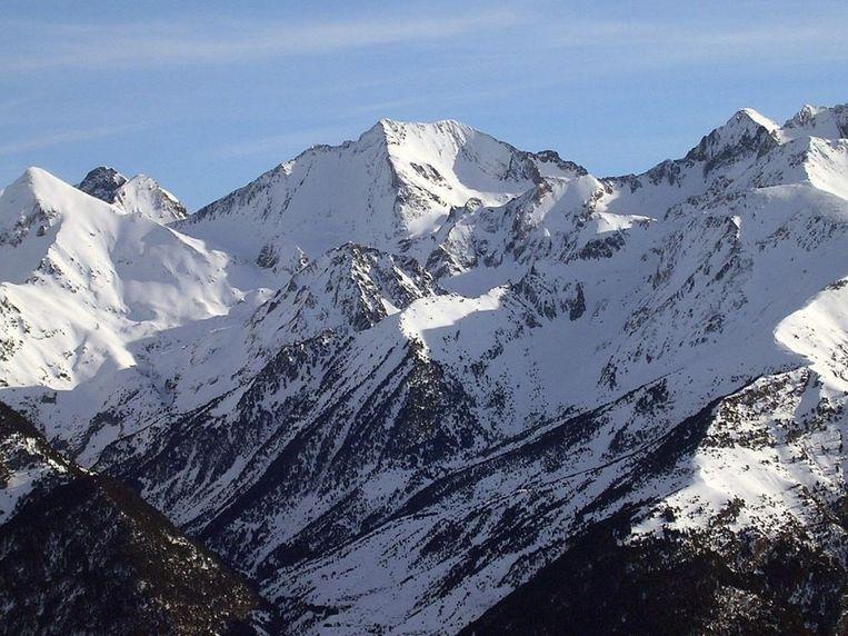 Het lichaam werd aangetroffen op de Pico Occidental, de westelijke van drie bergtoppen. Beeld Wikimedia Commons / Willtron