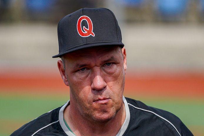 Coach Marco Wels van Quick.