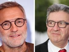 """Le coup de gueule de Laurent Ruquier à Jean-Luc Mélenchon: """"Mais entendez-vous, bon sang!"""""""
