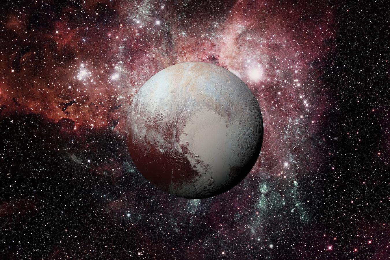 Pluto is misschien een gigantische komeet en zelfs geen dwergplaneet.